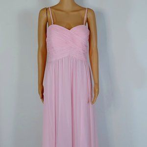 NWT Faviana A-Line Formal Gown in Light Pink